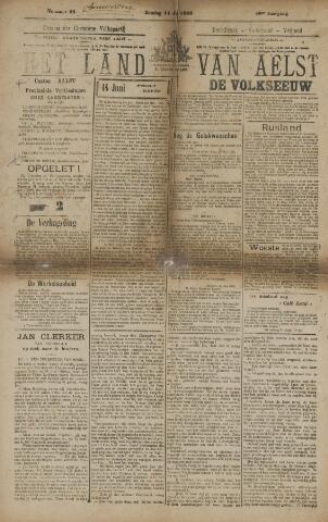 Het Land van Aelst 1908-06-14