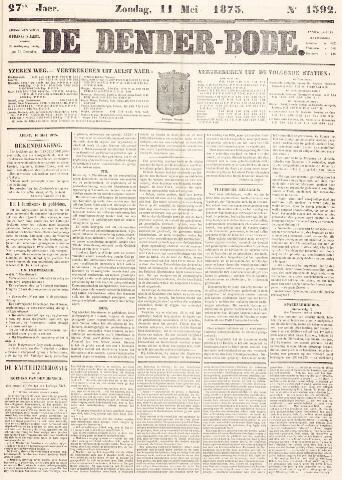 De Denderbode 1873-05-11