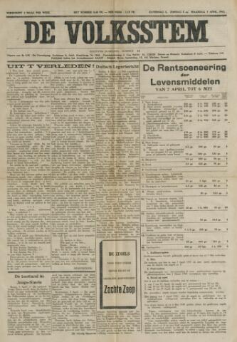 De Volksstem 1941-04-05