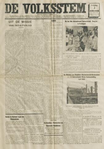 De Volksstem 1938-06-03