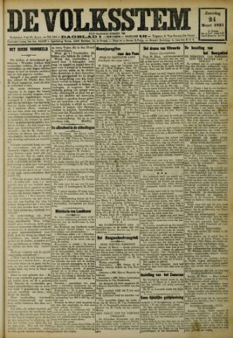 De Volksstem 1923-03-24