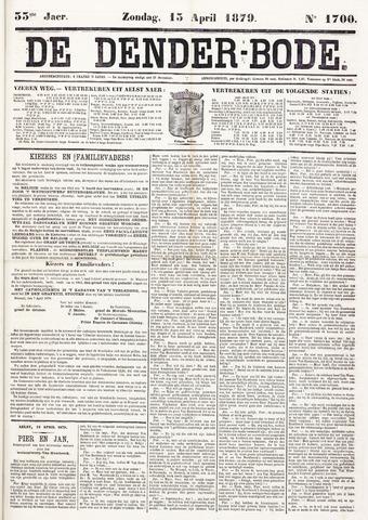 De Denderbode 1879-04-13