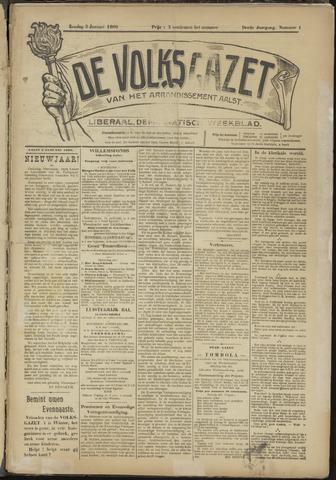 De Volksgazet 1909