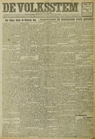 De Volksstem 1923-07-01