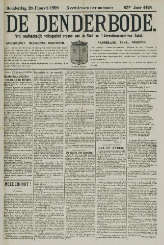 De Denderbode 1909-01-28