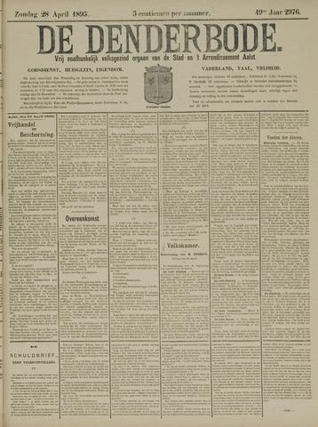 De Denderbode 1895-04-28