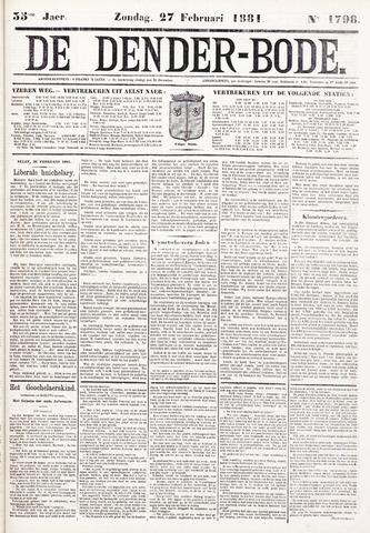 De Denderbode 1881-02-27
