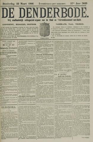 De Denderbode 1906-03-22