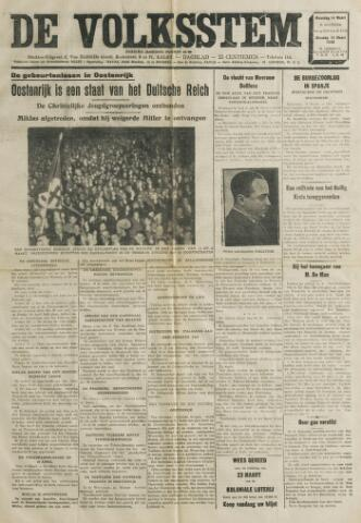 De Volksstem 1938-03-14