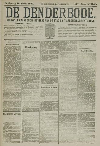 De Denderbode 1893-03-16