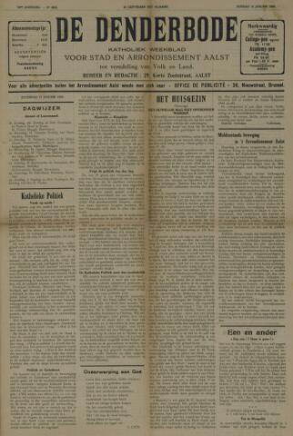 De Denderbode 1925-01-18