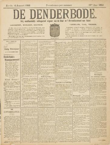 De Denderbode 1901-01-06
