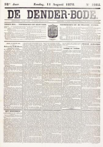 De Denderbode 1878-08-11
