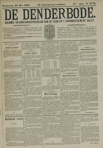 De Denderbode 1893-05-25
