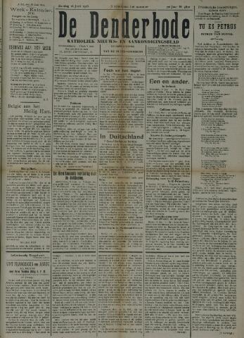 De Denderbode 1918-06-16