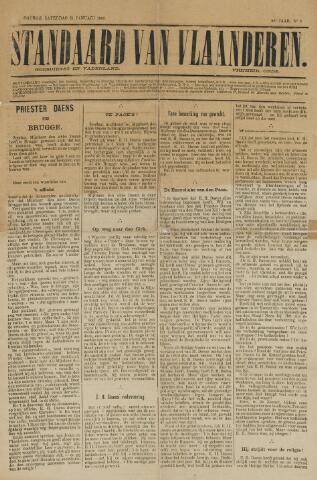 De Standaard van Vlaanderen 1899