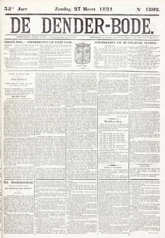 De Denderbode 1881-03-27
