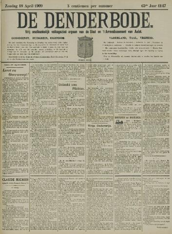 De Denderbode 1909-04-18