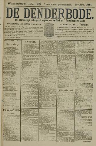 De Denderbode 1895-12-26