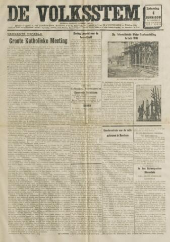 De Volksstem 1938-06-04
