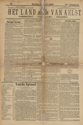 Het Land van Aelst 1889-04-21