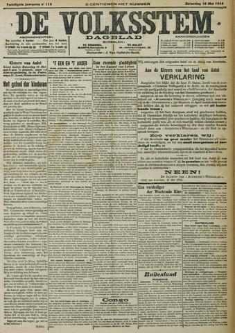 De Volksstem 1914-05-16