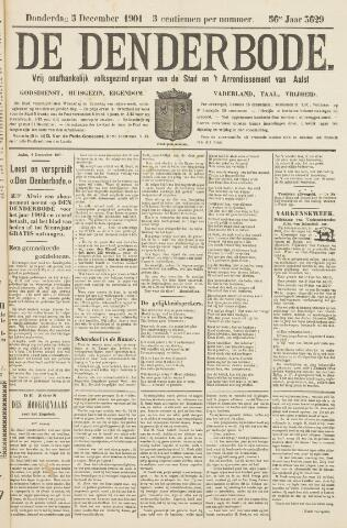 De Denderbode 1901-12-05