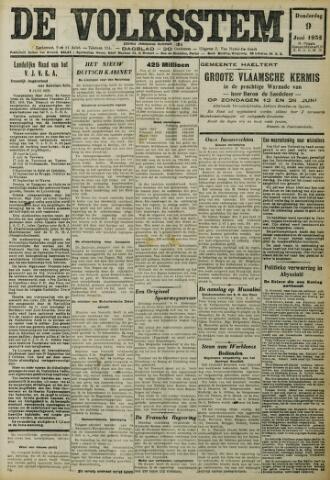 De Volksstem 1932-06-09