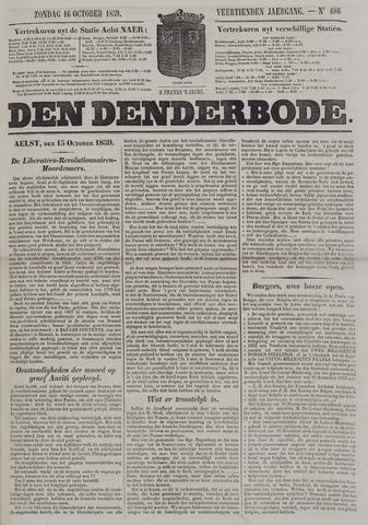 De Denderbode 1859-10-16