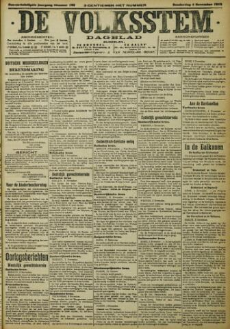 De Volksstem 1915-11-04