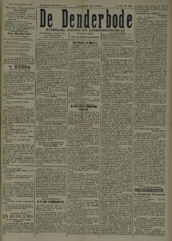 De Denderbode 1918-09-22