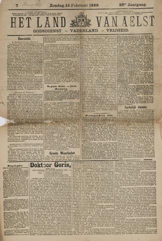 Het Land van Aelst 1888-02-12