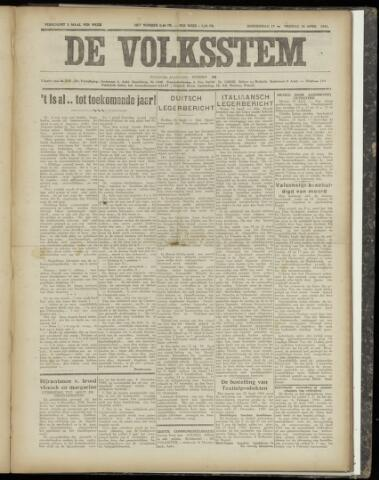 De Volksstem 1941-04-17