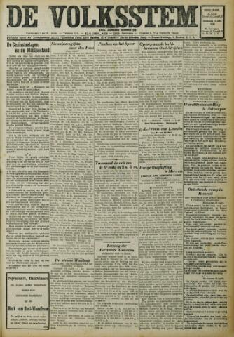 De Volksstem 1930-04-22