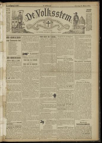 De Volksstem 1907-03-16