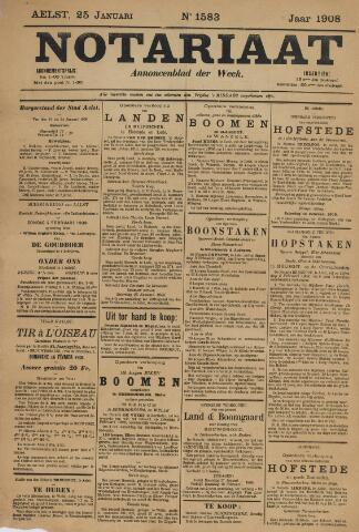 Notariaat 1908