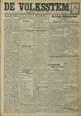 De Volksstem 1926-06-26