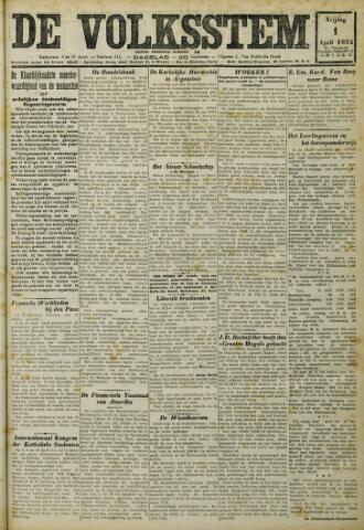 De Volksstem 1932-04-01