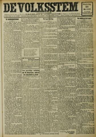 De Volksstem 1923-05-31
