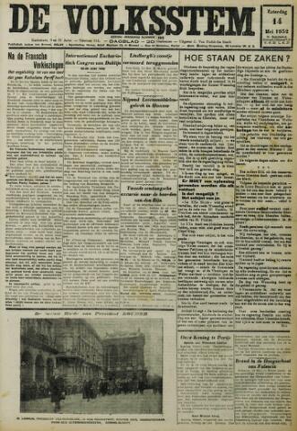 De Volksstem 1932-05-14