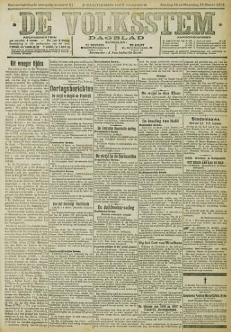 De Volksstem 1915-03-14