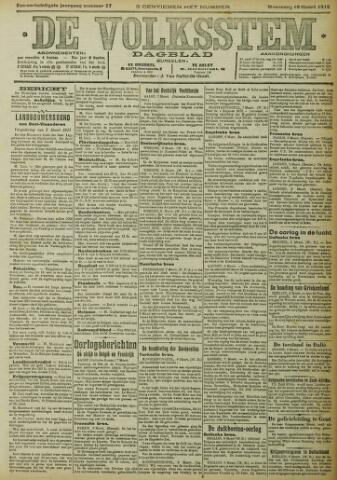 De Volksstem 1915-03-10