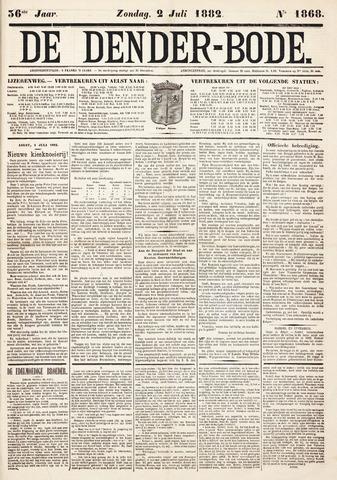 De Denderbode 1882-07-02