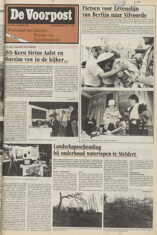 De Voorpost 1991-03-22