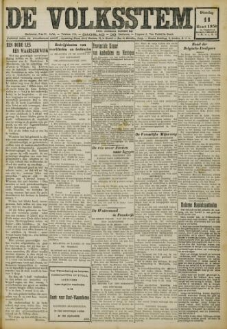 De Volksstem 1930-03-11