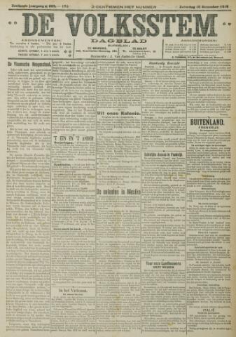 De Volksstem 1910-12-10