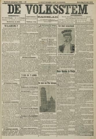 De Volksstem 1910-07-16