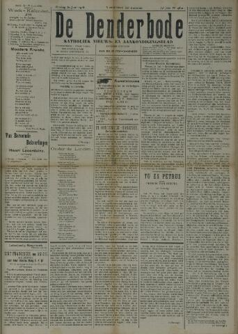 De Denderbode 1918-06-30