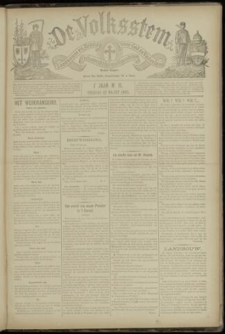 De Volksstem 1895-03-22