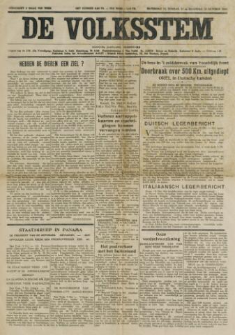De Volksstem 1941-10-11
